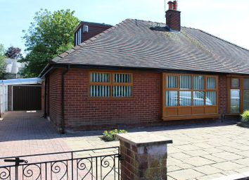 Thumbnail Semi-detached bungalow to rent in Burwood Drive, Ribbleton, Preston