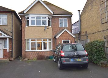 Thumbnail 2 bed maisonette for sale in Churchill Road, North Cheam