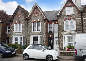 Thumbnail 4 bed terraced house for sale in Terminus Road, Littlehampton
