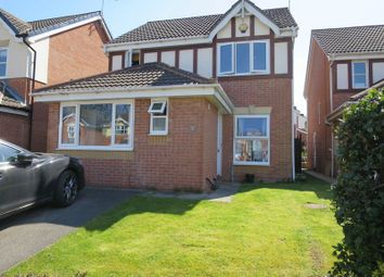 Thumbnail 4 bed detached house for sale in The Links, Beeston, Leeds
