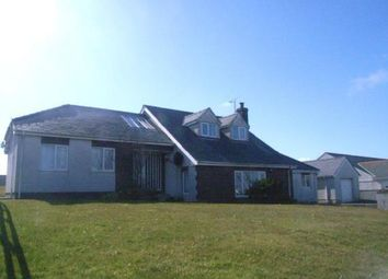 Thumbnail 5 bed detached house for sale in Llanrhyddlad, Anglesey