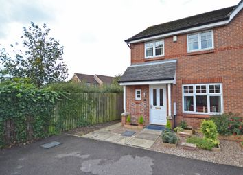 Thumbnail 3 bedroom semi-detached house for sale in Mill Chase Close, Alverthorpe, Wakefield