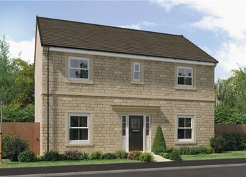 "Thumbnail 4 bed detached house for sale in ""Stevenson B"" at Overdale Grange, Skipton"