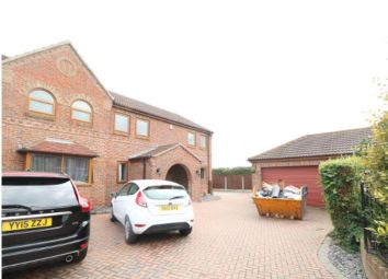 Thumbnail 5 bed detached house for sale in Heron Court, Conisbrough, Doncaster