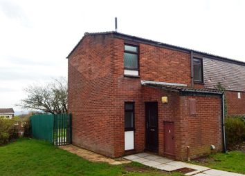 Thumbnail 3 bed end terrace house to rent in Banwell Court, Thornhill, Cwmbran