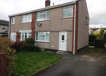 Thumbnail 3 bed semi-detached house to rent in Wheatsheaf Drive, Ynysforgan, Swansea, City And County Of Swansea.