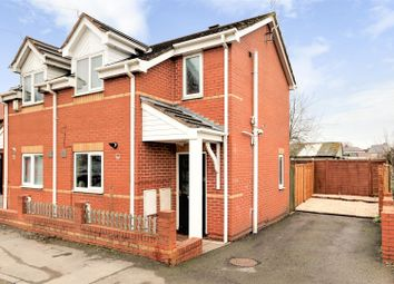 Thumbnail 2 bed semi-detached house for sale in Willowbrook Close, Ashby-De-La-Zouch
