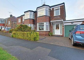 Thumbnail 3 bedroom semi-detached house for sale in Redland Drive, Kirk Ella, Hull