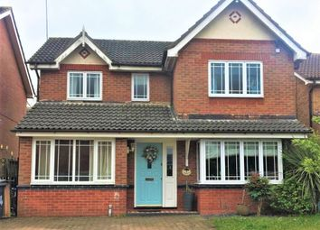 Thumbnail 4 bed detached house for sale in Top Acre Road, Skelmersdale, Lancashire