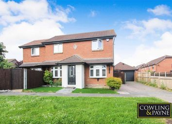 Thumbnail 3 bed detached house for sale in Holme Walk, Wickford, Essex