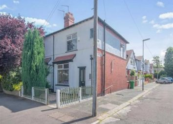 Thumbnail 3 bed semi-detached house to rent in Elmsmere Road, Didsbury, Manchester, Greater Manchester