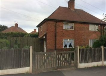 Thumbnail 2 bedroom semi-detached house for sale in 64, Bradfield Road, Broxtowe, Nottingham