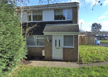 Thumbnail 3 bed end terrace house for sale in Burley Way, Kings Norton, Birmingham