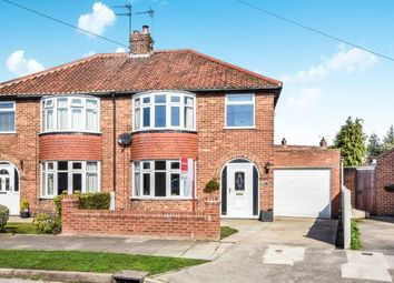 Thumbnail 3 bed property for sale in Cranbrook Road, York, North Yorkshire, England