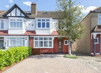 Thumbnail 4 bed terraced house for sale in Fairway, London