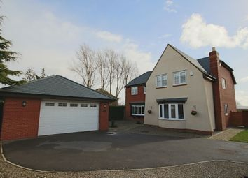 Thumbnail 5 bed detached house for sale in Orchard Gardens, Much Hoole, Preston