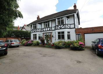 Thumbnail 5 bedroom detached house for sale in Carisbrooke House Hooton Park Lane, Hooton, Ellesmere Port