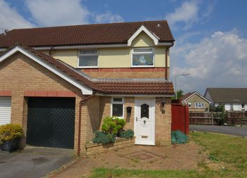Thumbnail 3 bedroom semi-detached house for sale in Midland Place, Llansamlet, Swansea