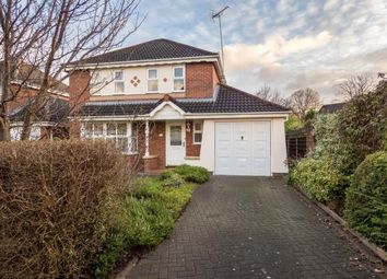 Thumbnail 4 bed detached house for sale in Owens Farm Drive, Offerton, Stockport, Cheshire