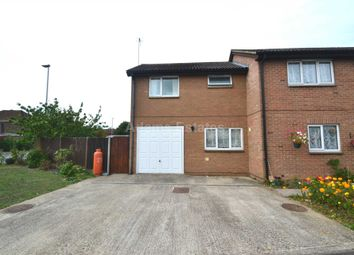 Thumbnail 2 bed semi-detached house to rent in Easby Way, Earley, Reading, Berkshire.