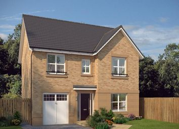 Thumbnail 4 bedroom detached house for sale in Cochrina Place, Rosewell