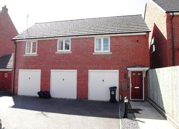 Thumbnail 2 bed property to rent in Sandhills Avenue, Hamilton, Leicester