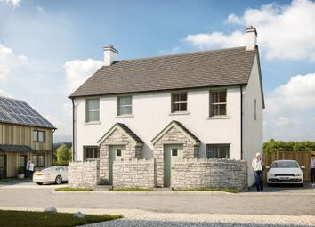 Thumbnail 2 bed semi-detached house for sale in The Hedgerows, Pennard, Swansea