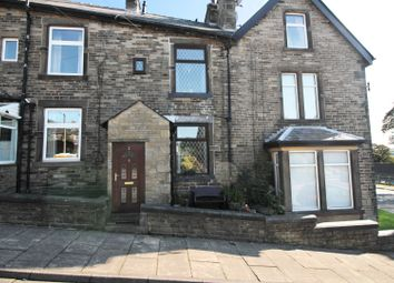 Thumbnail 3 bed terraced house for sale in King Edward Terrace, Thornton, Bradford, West Yorkshire