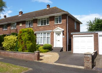 Thumbnail 3 bed end terrace house to rent in Scantabout Avenue, Chandler's Ford, Eastleigh