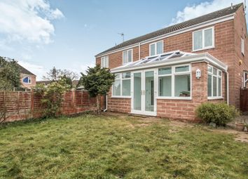 Thumbnail 4 bed semi-detached house to rent in Hudson Way, Staplegrove, Taunton