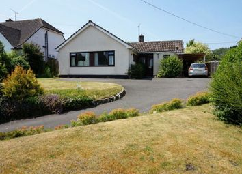 Thumbnail 3 bed bungalow for sale in Jubilee Terrace, Comeytrowe Road, Trull, Taunton