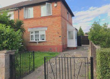 Thornfield Road, Acocks Green, Birmingham B27. 3 bed semi-detached house