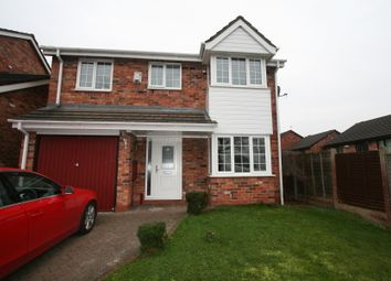 Thumbnail 4 bedroom detached house to rent in Addison Terrace, Wednesbury