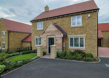 Thumbnail 4 bed detached house for sale in Bullfinch Road, Cheltenham