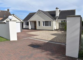 Thumbnail Detached bungalow for sale in Bedford Road, Cranfield, Bedford