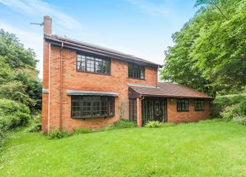 Thumbnail 4 bed detached house for sale in Tidcombe Lane, Tiverton