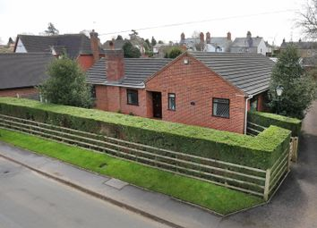 Thumbnail 4 bed bungalow for sale in Old Forge Road, Ashby Magna, Lutterworth