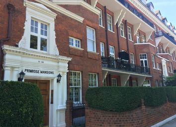 Thumbnail 1 bedroom flat to rent in Primrose Mansion Gf, London