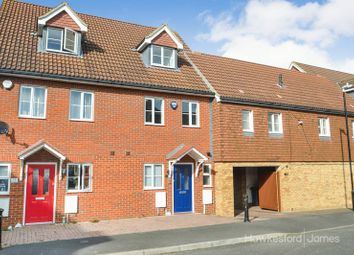 Thumbnail 3 bed town house to rent in Samuel Drive, Kemsley, Sittingbourne