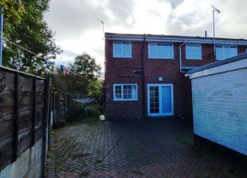 Thumbnail 3 bed terraced house for sale in Staley Close, Stalybridge