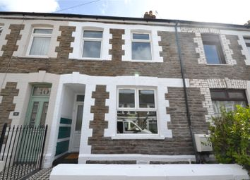 Thumbnail 3 bed terraced house for sale in Donald Street, Cardiff, South Glamorgan