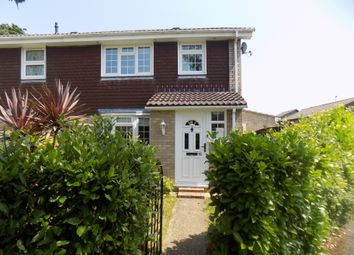 Thumbnail 3 bed end terrace house for sale in Wilverley Place, Blackfield