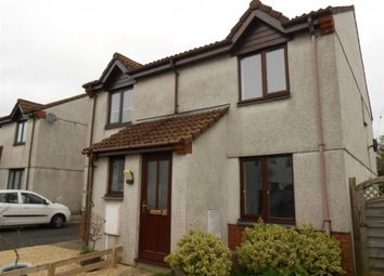 Thumbnail 2 bed property to rent in Springfield Close, St. Austell