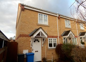 Thumbnail 2 bedroom end terrace house to rent in Tamarind Mews, Eaton, Norwich