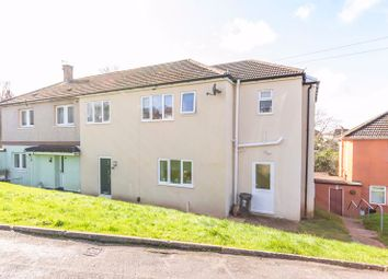 Thumbnail 4 bedroom semi-detached house for sale in Merlin Crescent, St. Julians, Newport