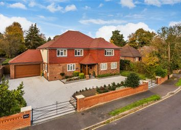 Thumbnail 6 bed detached house for sale in Horsell, Woking, Surrey
