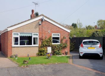 Thumbnail 3 bed bungalow for sale in Hillside, Appleby Magna