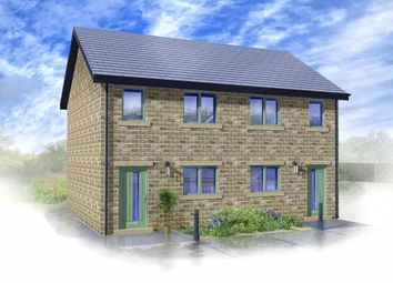 Thumbnail 3 bed semi-detached house for sale in The 'arthur' At Victoria Meadows, Halifax Road, Ripponden