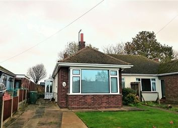 Thumbnail 2 bed bungalow to rent in Spencer Avenue, Gorleston, Great Yarmouth