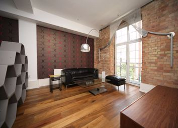 Thumbnail 1 bed flat to rent in Morris Road, London
